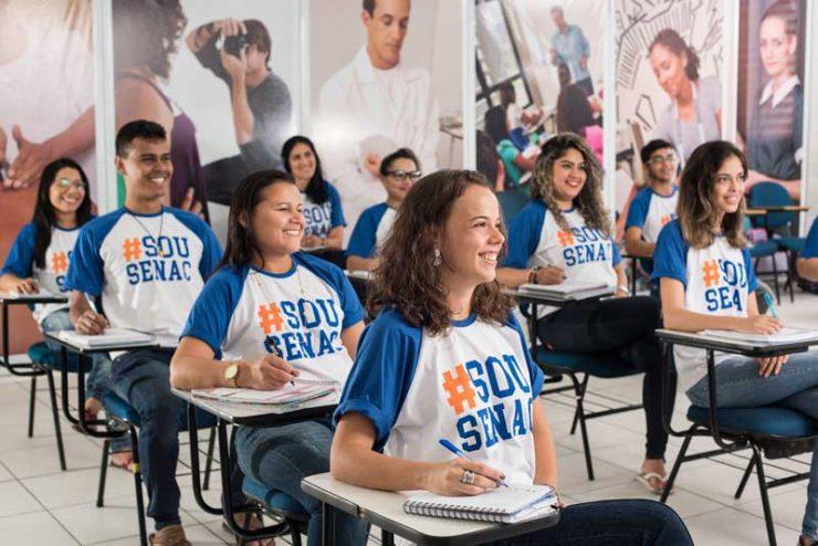 SENAC Rio Grande do Norte (RN) 2020: Cursos Gratuitos Vagas Abertas